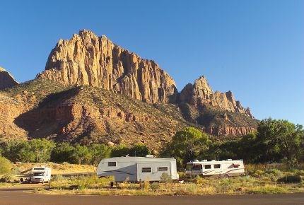 Zion National Park Campground